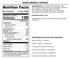 light sour cream nutrition sour cream nutrition ruidai info