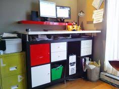 Diy Ikea Standing Desk by Diy Ikea Hack Standing Desk For Under 200 My Style Pinboard
