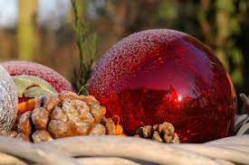 Autumn Tree Decorations Free Images Winter Fruit Frost Dish Food Red Produce