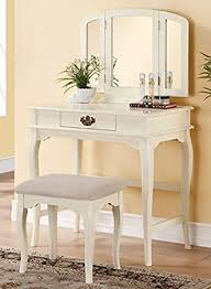 Tri Fold Bathroom Mirror by Amazon Com Tri Fold Mirror Vanity Makeup Set Bedroom Makeup