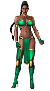 Jade Halloween Costume Mk Art Tribute Jade Mortal Kombat 9 Alternate Costume