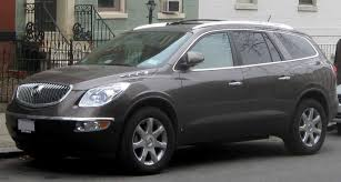 2009 buick enclave information and photos momentcar