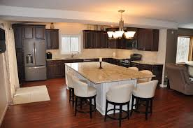 Kitchen Island With Granite Countertop Granite Countertop Island Colonial Cream New Hartford Ny Granite