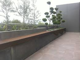 Concrete Planter Boxes by Think Outside The Box Project Ods