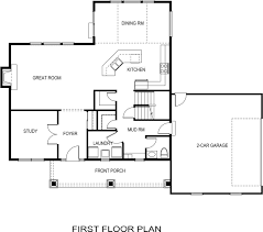 lot 308 floor plan visca builders inc
