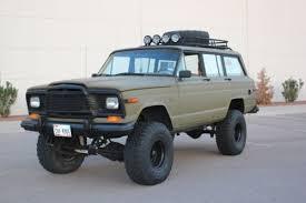 jeep grand wagoneer custom sell used jeep grand wagoneer 4x4 1984 custom in el paso texas