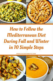 Mediterranean Style Diet Menu Mediterranean Diet In The Fall Jpg