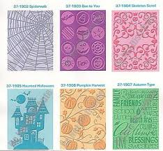 cuttlebug embossing folders borders and card combo s the st act