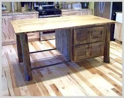 unfinished wood kitchen island kitchen island legs wood spurinteractive