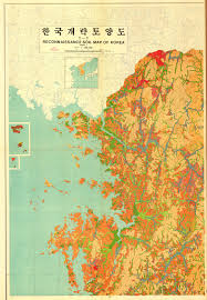 Map Of South Korea Reconnaissance Soil Map Of Korea South Korea And North Korea Kp