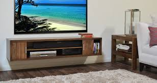 attractive wall mount tv stand home decorations ideas