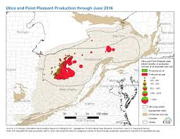 Permian Basin Map Maps Exploration Resources Reserves And Production Energy