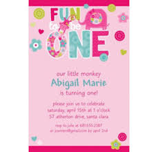 custom one wild 1st birthday invitations u0026 thank you notes