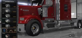 Wide Rims For Trucks Alcoa American Truck Simulator Mods Ats Mods