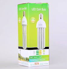 etl e40 e39 base led bulb 40w corn type lamp