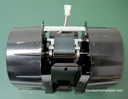 97006152 u0026 s97009721 broan range hood blower motor assembly