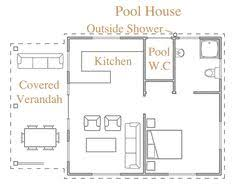 summerville pool cabana plan 009d 7524 house plans and more the poolhouse i like it for the home pinterest pool houses
