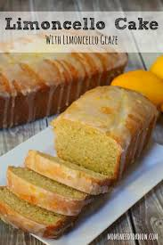 limoncello cake with limoncello glaze moms need to know