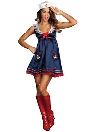 sailor costumes u0026 navy officer uniforms halloweencostumes com