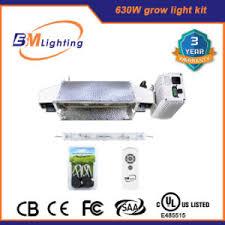 1000w Grow Light Kit China 630w Cmh 1000w Mh Hps Double Ended Grow Lighting Electronic