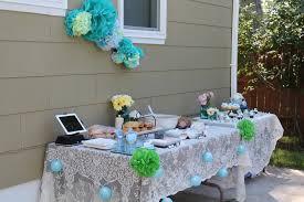 Backyard Picnic Ideas Sweet B Vintage Backyard Picnic Baby Shower New Img 6422