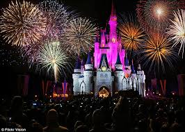 drone light show disney springs disney gets approval from us government daily mail online