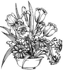 How To Make Flower Arra How To Draw A Flower Arrangement Howstuffworks