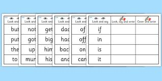 high frequency words writing practice worksheets a handy set of