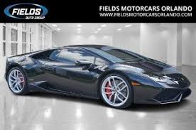 used lamborghini huracan used lamborghini huracan for sale in columbus oh edmunds