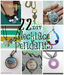 diy necklace pendant images 22 diy necklace pendants diy necklace pendant diy necklace and jpg