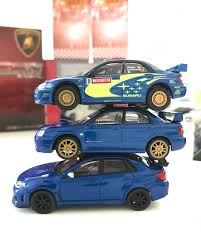subaru autoart subies kyosho autorozza in the middle and cm u0027s on top