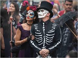 of the bond mexico city to hold day of the dead parade