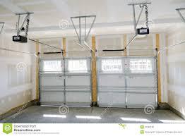 Building A Two Car Garage Two Car Garage Interior Royalty Free Stock Photos Image 21396168
