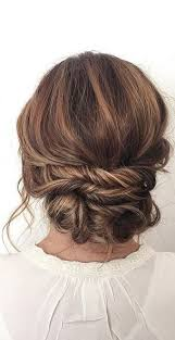 best 25 low updo ideas on pinterest bridesmaid hair updo messy