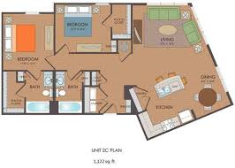 2 bedroom with loft house plans college hill floor plans live at lofts