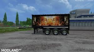 volvo truck 2016 grave digger peterbilt 379 truck u0026 trailer u0026 volvo truck u0026 trailer