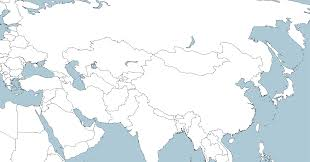 asia map with labels asia map no labels asia map no labels travel maps and