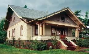 Craftsman Bungalow Home Plans Bungalow With Porch Home Design Inspirations