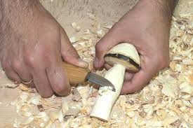 amazon com beavercraft cutting knife for fine chip carving wood