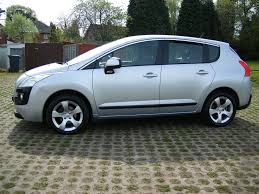 peugeot 2010 used 2010 peugeot 3008 hdi sport for sale in warwickshire