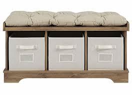 alcott hill liller upholstered storage bench u0026 reviews wayfair