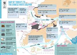 Map Of Hong Kong China by Hong Kong U0027s Pink Dolphins Could Be Wiped Out By An Airport And A