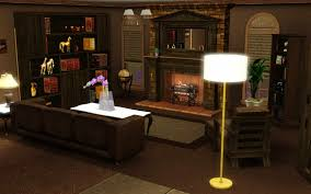 fireplace room the sims 3 room build ideas and examples