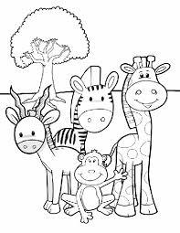preschool jungle coloring pages jungle animals coloring pages coloring pages for children