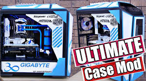 project infinity the ultimate diy gaming u0026 water cooled custom pc