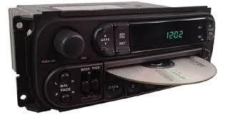 2002 dodge dakota radio 2002 2004 dodge dakota factory am fm radio cd player r 1002 3