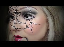 how to do makeup for broken doll mugeek vidalondon