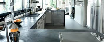 béton ciré sur carrelage mural cuisine beton cire sur carrelage plan de travail cuisine transformez votre