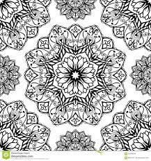 oriental elegance ornament stock vector image 58488064