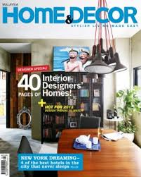 home u0026 decor malaysia magazine buy subscribe download and read